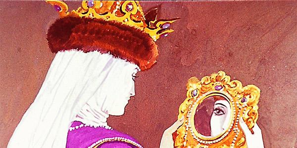 царевна зеркало